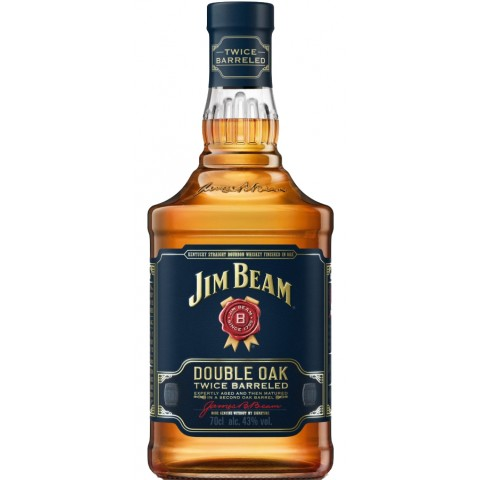 Jim Beam Double Oak Twice Barreled Bourbon