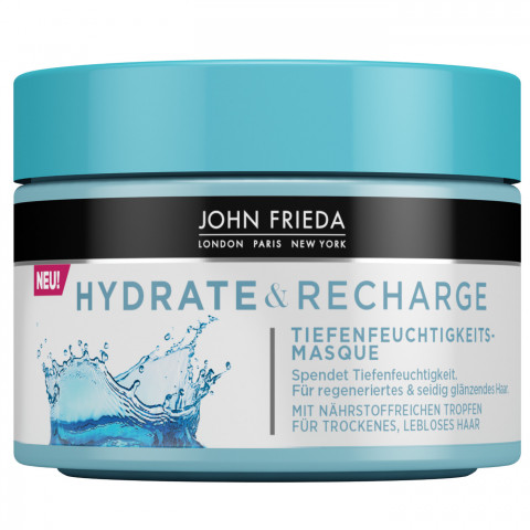 John Frieda Hydrate & Recharge Tiefenfeuchtigkeits-Masque 250ML
