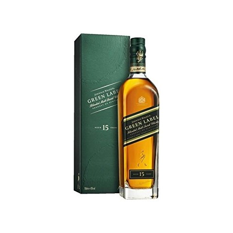 Johnnie Walker Green Label 15 Jahre Blended Whisky
