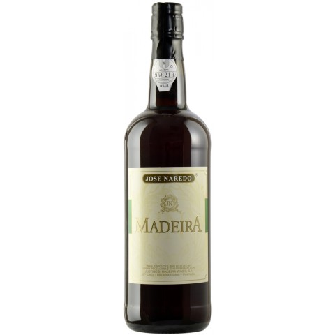 Jose Naredo Madeira Fine Rich 0,75 ltr