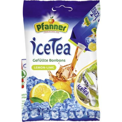 Kaiser Pfanner Ice Tea Gefüllte Bonbons Lemon-Lime
