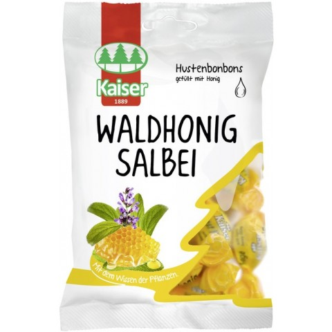 Kaiser Waldhonig Salbei 90 g