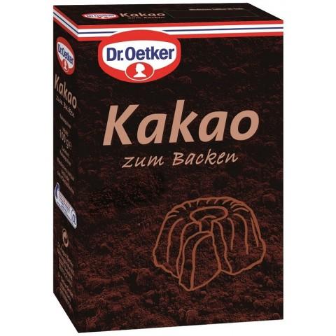 Dr.Oetker Kakao zum Backen