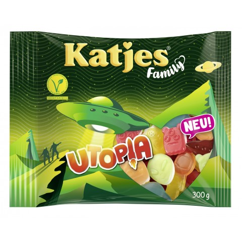 Katjes Family Utopia 300 g