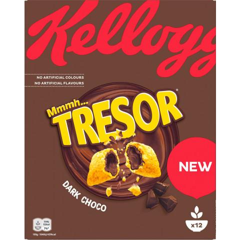 Kelloggs Tresor Dark Choco 375G