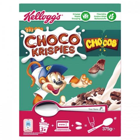 Kelloggs Choco Krispies Chocos