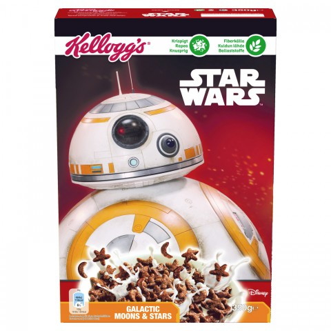 Kelloggs STAR WARS