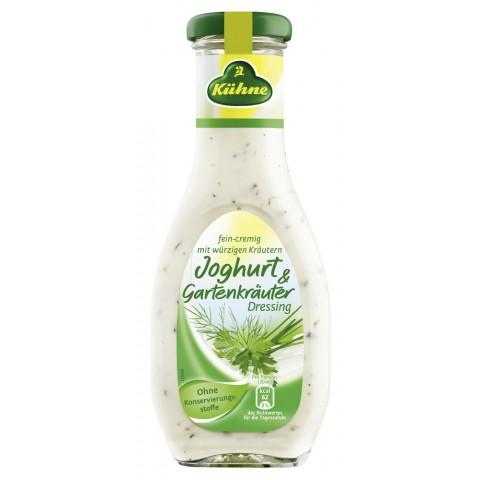 Kühne Joghurt & Gartenkräuter Dessing