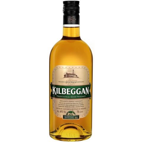 Kilbeggan Blended Irish Whiskey 0,7 ltr