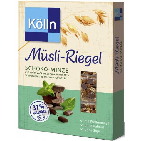 Kölln Müsli-Riegel Schoko-Minze 4x 25 g