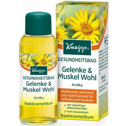 Kneipp Gesundheitsbad Gelenke & Muskel Wohl 100 ml
