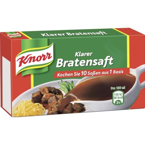 Knorr Klarer Bratensaft