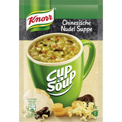 Knorr Cup a Soup Chinesische Nudel Suppe