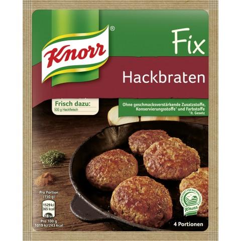 Edeka24 Knorr Fix Für Hackbraten Kaufen