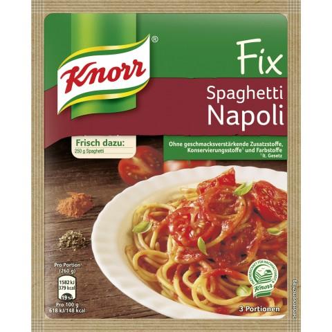 Knorr Fix für Spaghetti Napoli 44 g