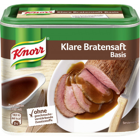 Knorr Klare Bratensaft Basis 235 g