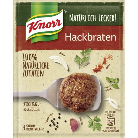 Knorr Natürlich Lecker! Hackbraten