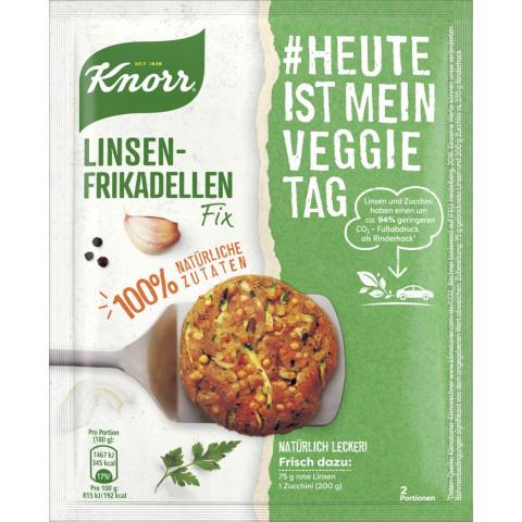 Knorr Natürlich Lecker Linsen Frikadellen 42 g