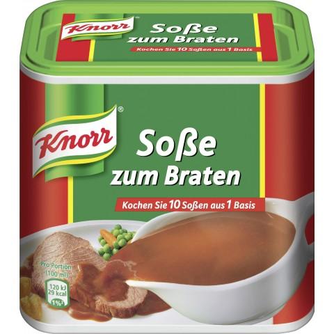 Knorr Soße zum Braten in der Dose