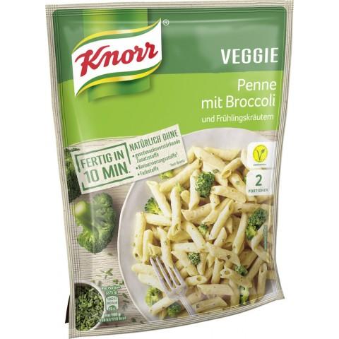 Knorr Veggie Penne mit Broccoli und Frühlingskräutern 146 g