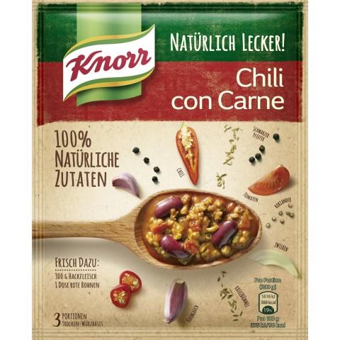 Knorr Natürlich Lecker! Chili con Carne 64 g