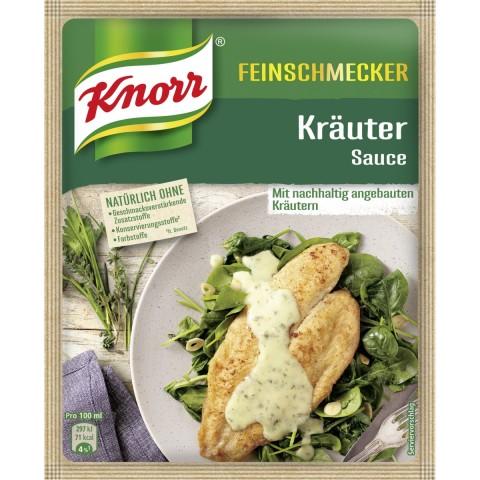 Knorr Feinschmecker Kräuter Sauce 35 g