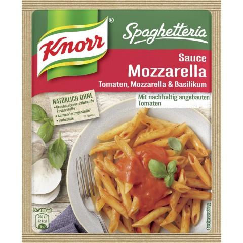 Knorr Spaghetteria Sauce Mozzarella 44 g