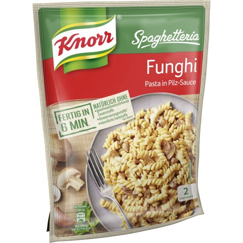 Knorr Spaghetteria Pasta Funghi