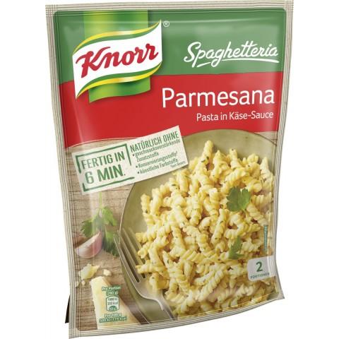 Knorr Spaghetteria Parmesana Pasta in Käse-Sauce 163 g