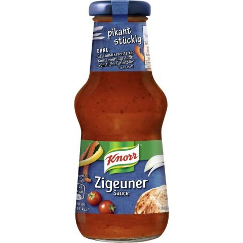 Knorr Zigeuner Sauce 250 ml