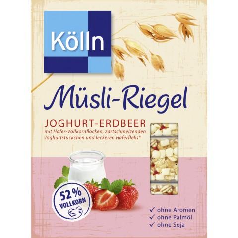 Kölln Müsli-Riegel Joghurt-Erdbeer