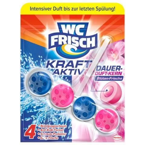 WC frisch Kraft-Aktiv Blüten-Frische Duftspüler 1 Stück