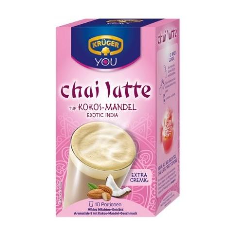 Krüger Chai Latte Exotic India Typ Kokos-Mandel