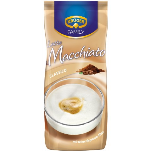 Krüger Family Latte Macchiato Classico im Nachfüllbeutel
