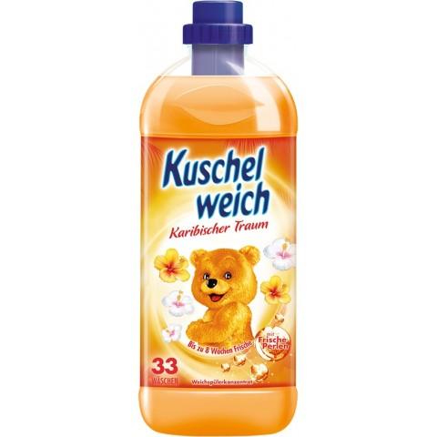 Kuschelweich Karibischer Traum Weichspüler 990 ml
