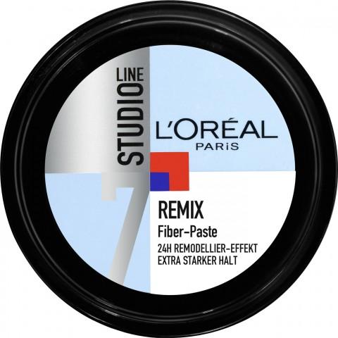 L'Oreal Studio Line Remix Fiber-Paste