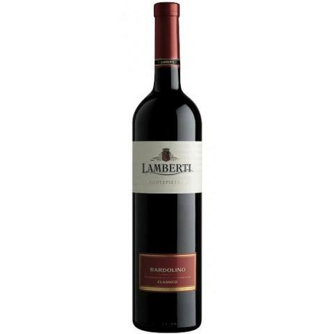 Lamberti Bardolino Classico DOC Rotwein 2017 0,75 ltr