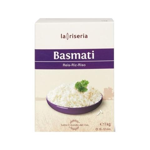 La Riseria Basmati Reis 1 kg