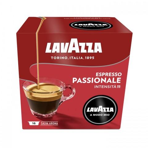 Lavazza Espresso Passionale Kapseln 16x 20 g