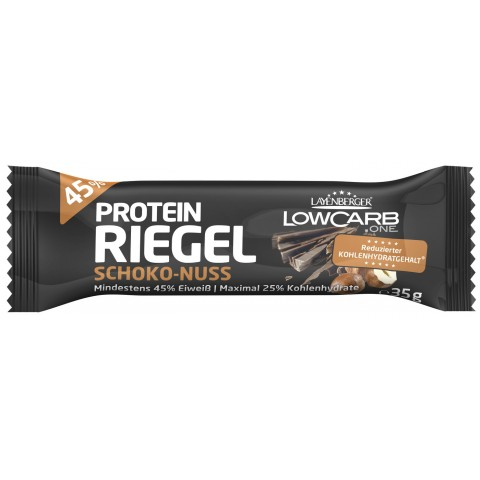 Layenberger LowCarb.one Protein-Riegel Schoko-Nuss 35 g
