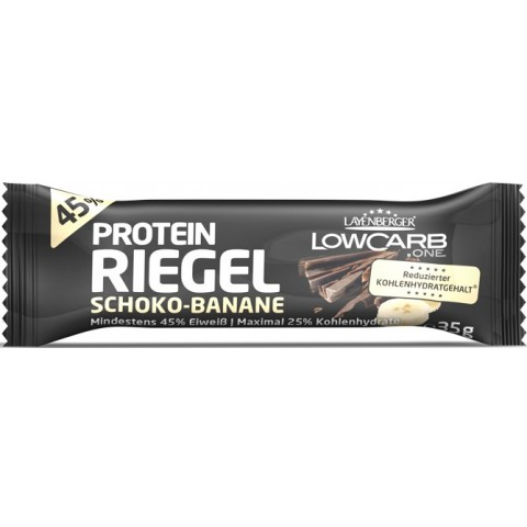 Layenberger LowCarb.one Protein-Riegel Schoko-Banane 35 g