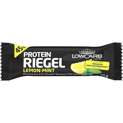 Layenberger LowCarb.one Protein-Riegel Lemon-Mint 35 g