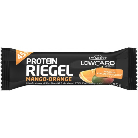Layenberger LowCarb.one Protein-Riegel Mango-Orange 35 g