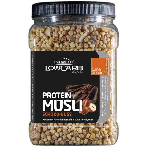 Layenberger LowCarb.one Protein-Müsli Schoko-Nuss