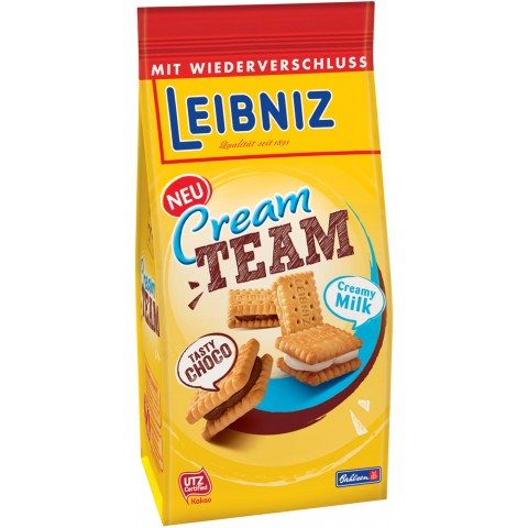 Leibniz Cream Team Doppelkekse