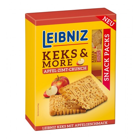 Leibniz Keks & More Apfel-Zimt-Crunch