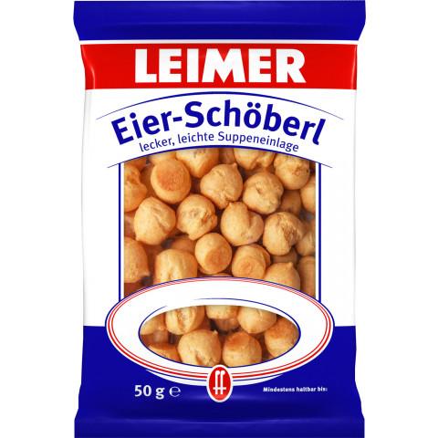 Leimer Eier-Schöberl Suppeneinlage 50 g