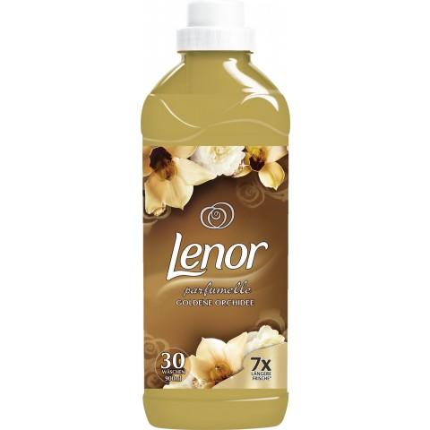 Lenor Parfumelle Weichspüler Goldene Orchidee 900 ml