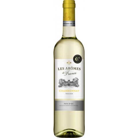 Les Arômes de France Chardonnay trocken 2019 0,75L