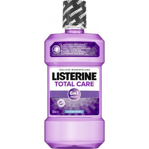 Listerine Mundspülung Total Care 500 ml